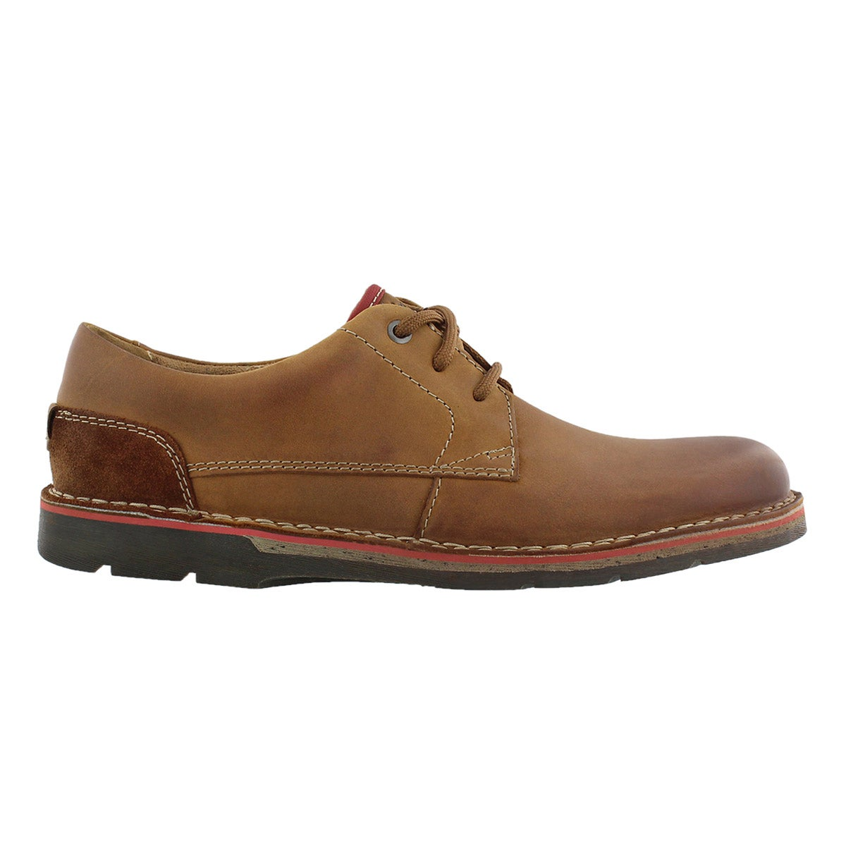 Mns Edgewick Plain tan casual oxford