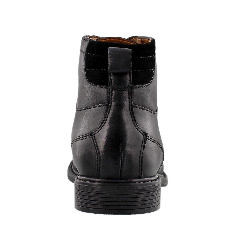 Mns Edman Cap black ankle boot