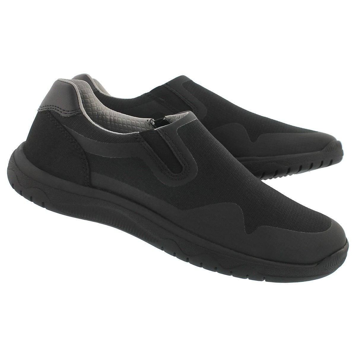 Mns Votta Free black casual slip on
