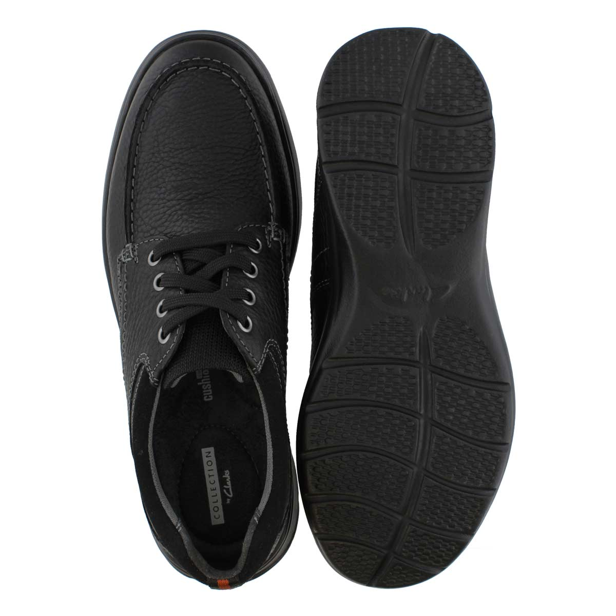 Mns Cotrell Edge black lace up shoe