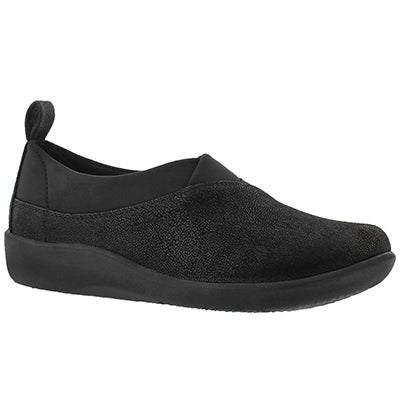 Lds Sillian Greer black casual slip on