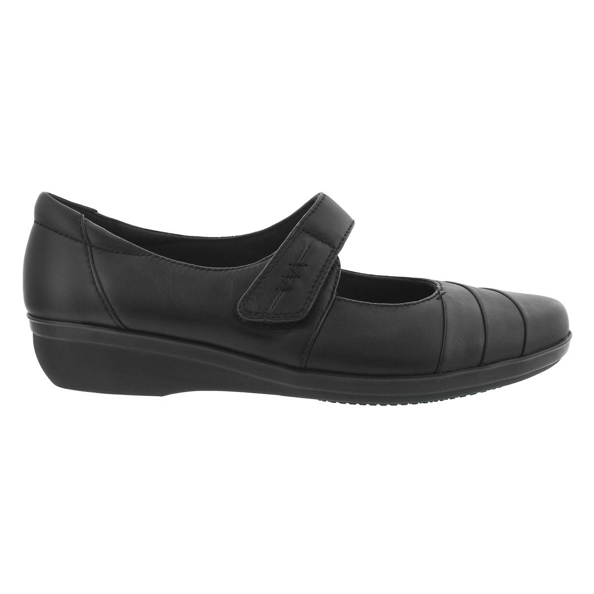 Lds Everlay Kennon blk mary jane- WIDE