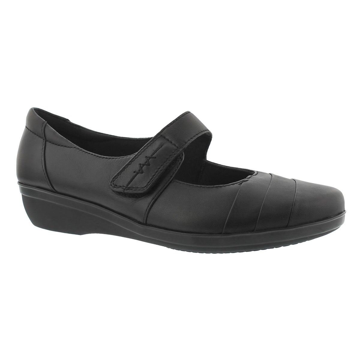 Women's EVERLAY KENNON black Mary Janes - Wide