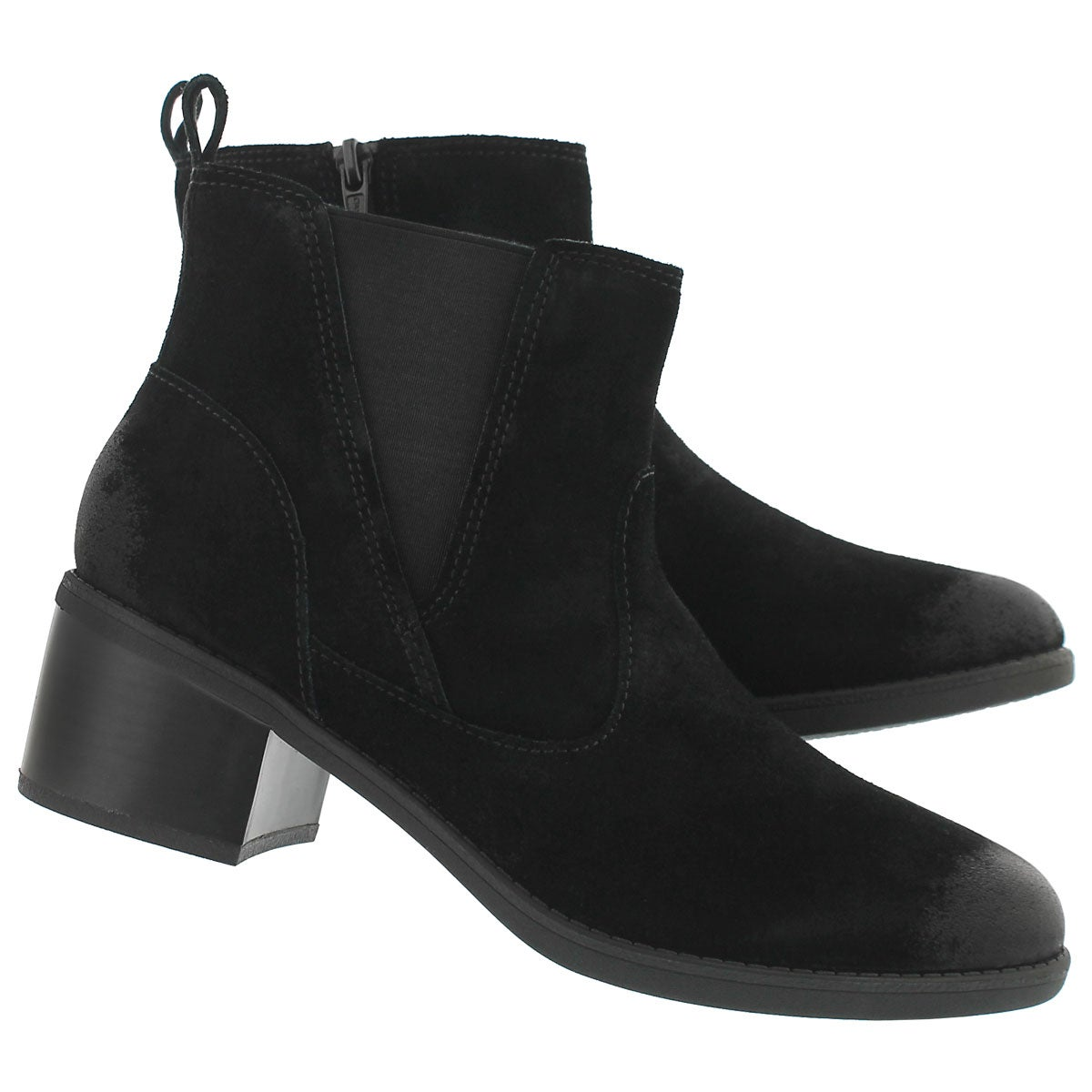 Clarks-Women-039-s-Nevella-Bell-Casual-Ankle-Boot