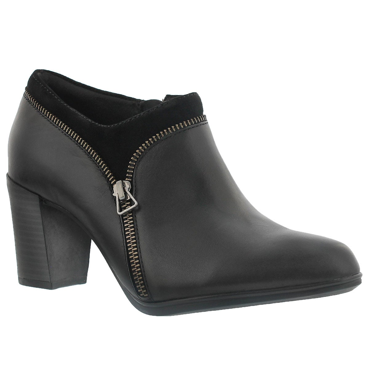 Lds Araya Morgan black dress bootie
