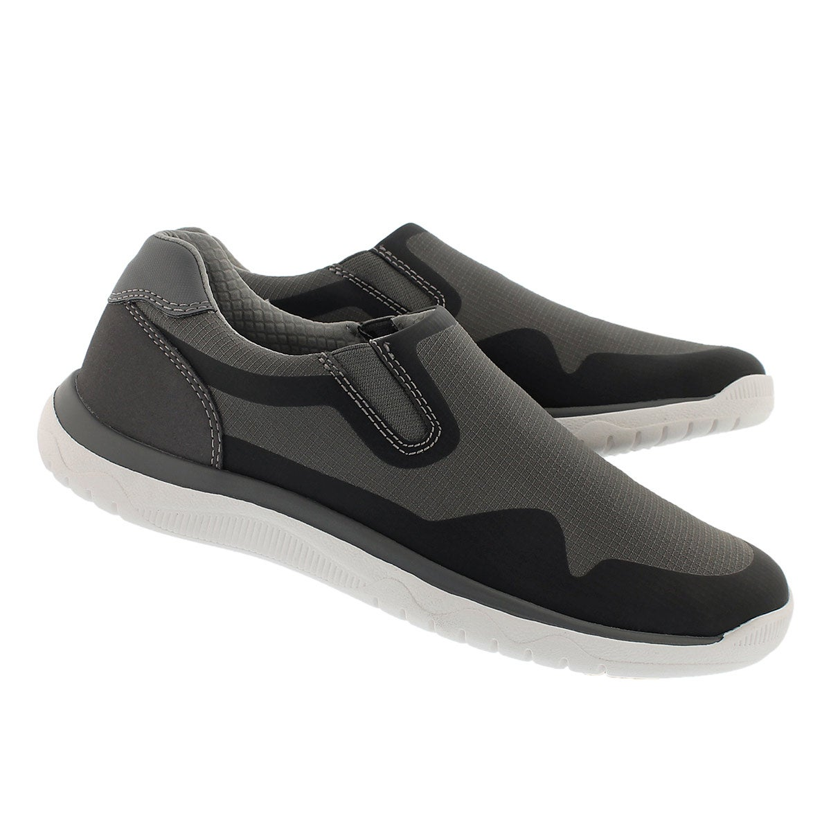 Mns Votta Free grey casual slip on