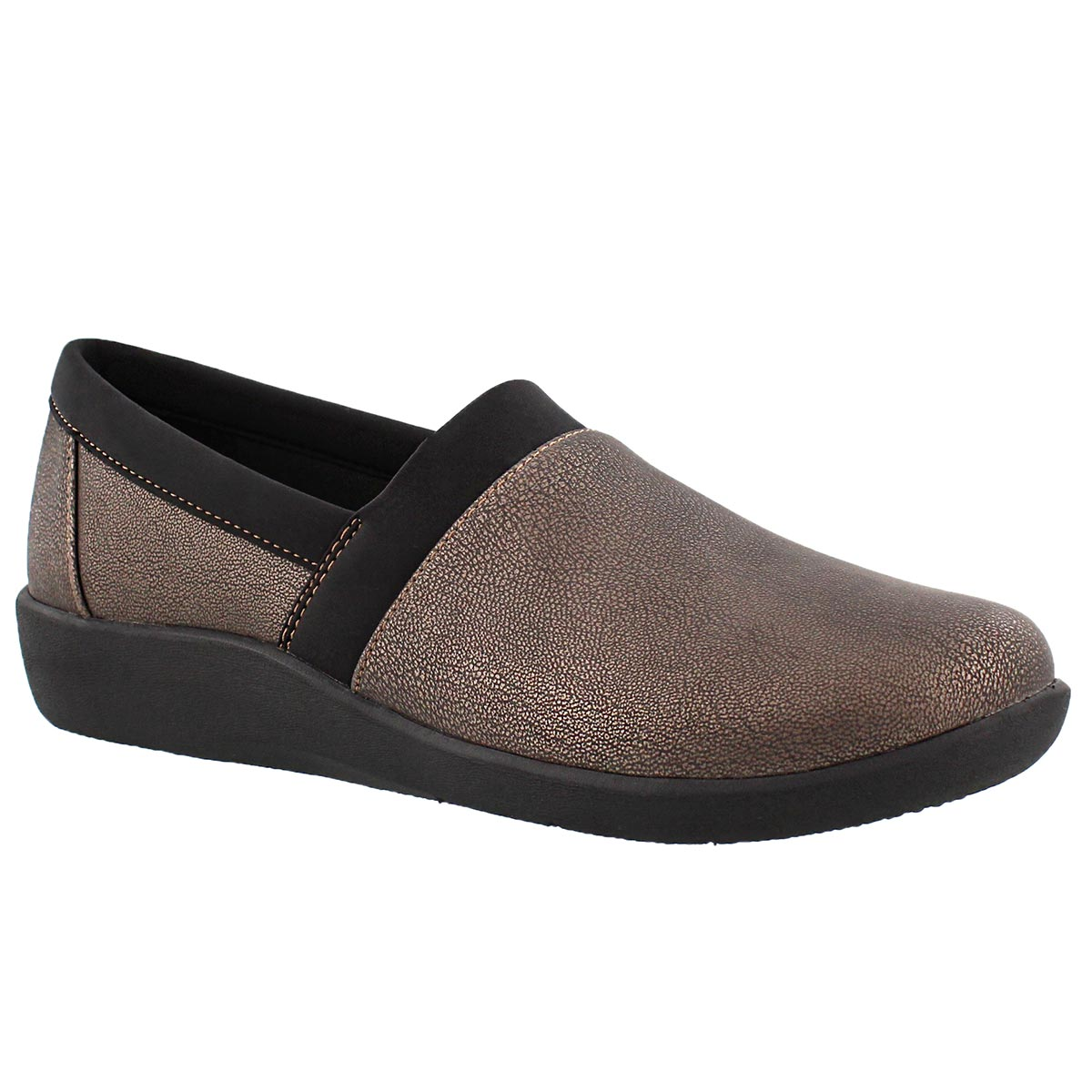 Lds Sillian Blair bronze slip on loafer
