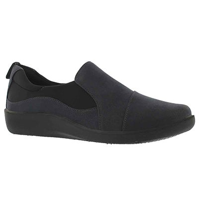 Lds Sillian Paz navy casual loafer