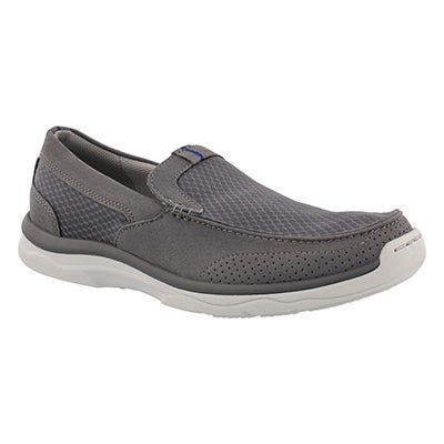 Mns Marus Step grey casual slip on shoe
