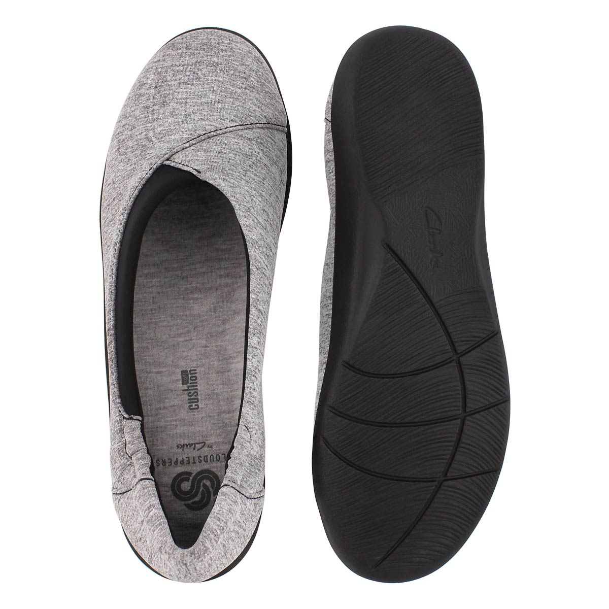 Lds Sillian Jetay grey casual slip on