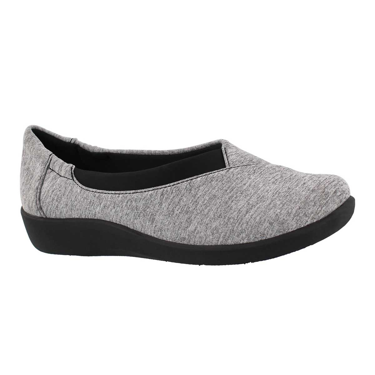 Women's SILLIAN JETAY grey casual slip ons
