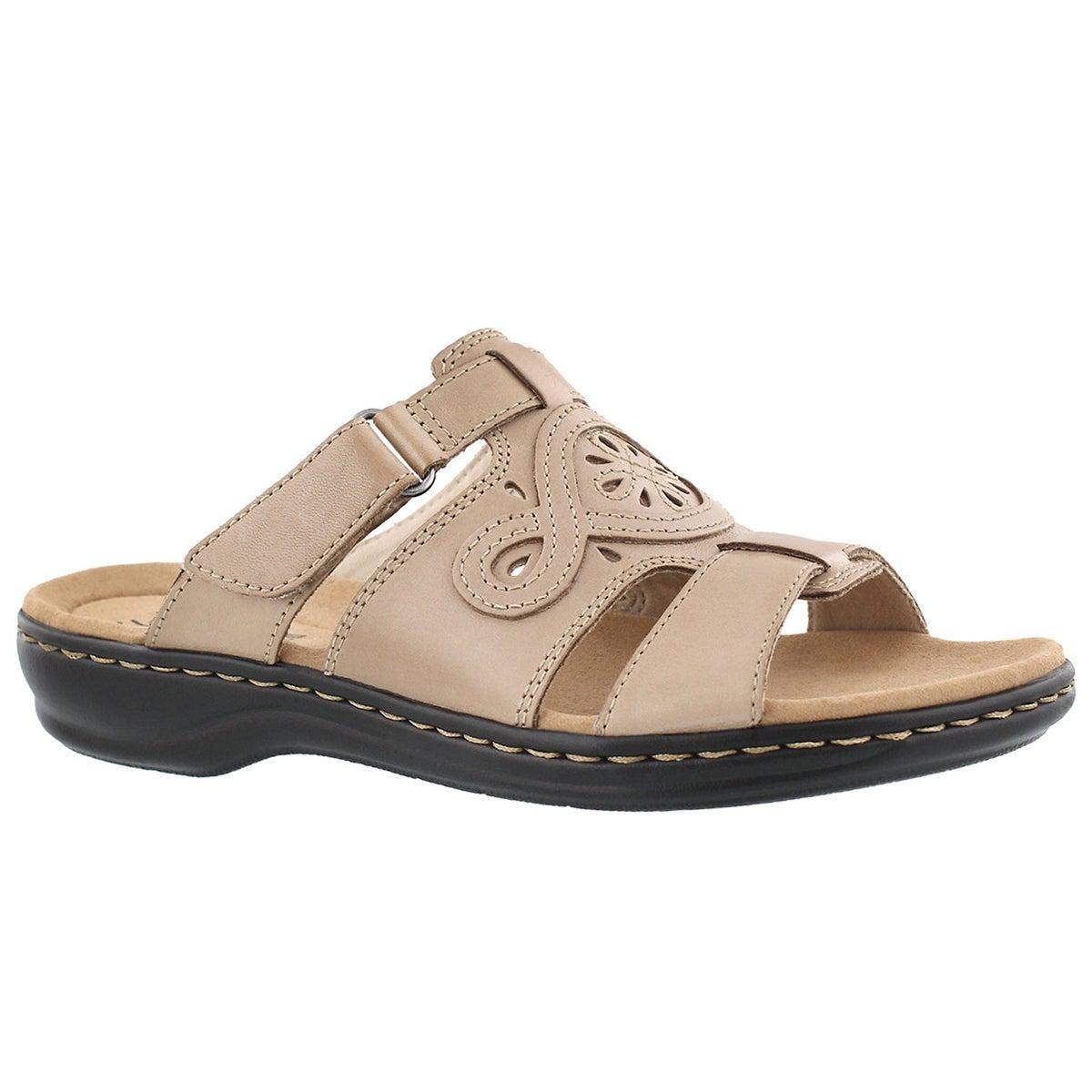 Women's LEISA HIGLEY sand casual slide sandals
