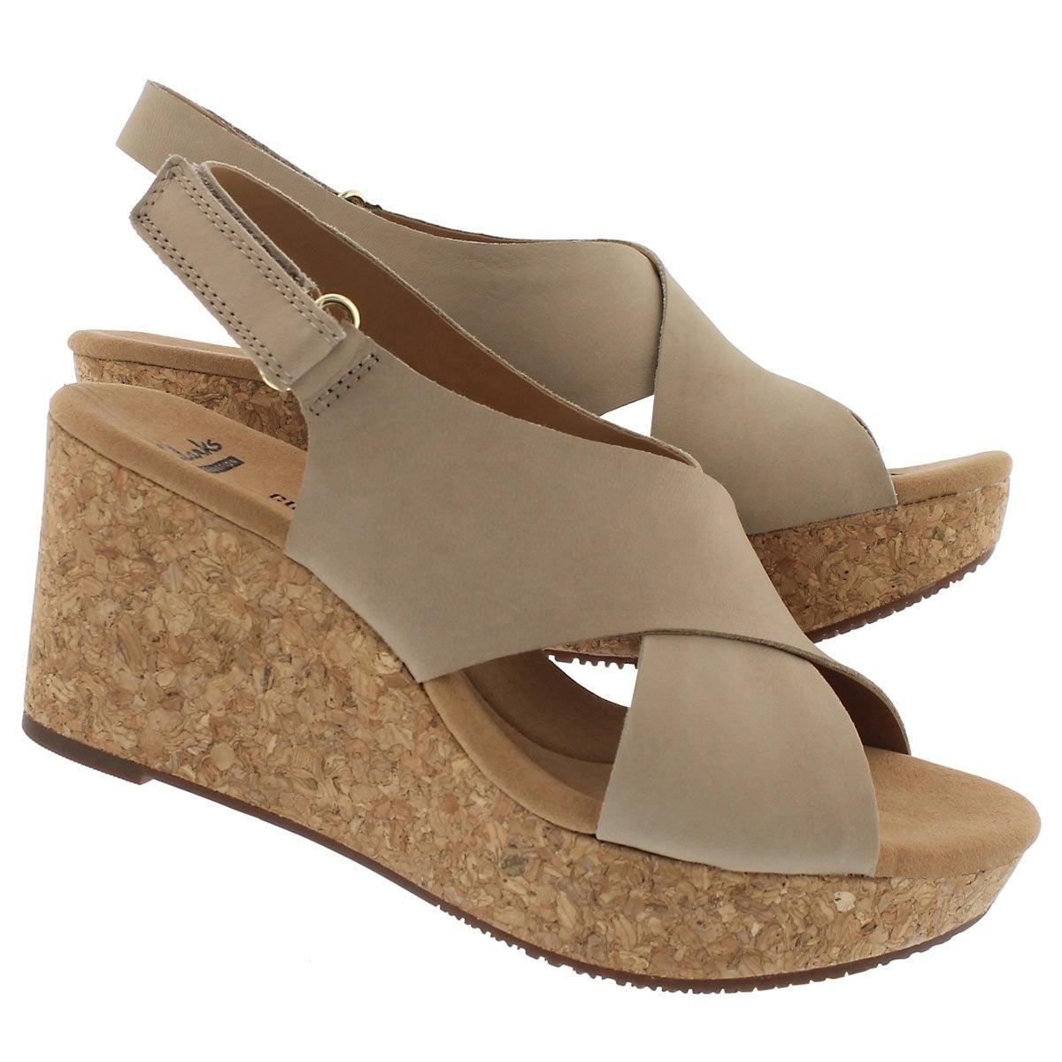Lds Annadel Eirwyn sand wedge sandal