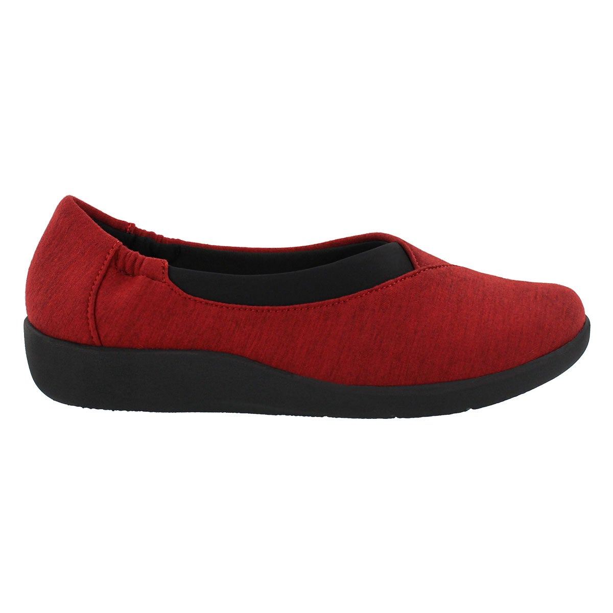 Lds Sillian Jetay red casual slip on
