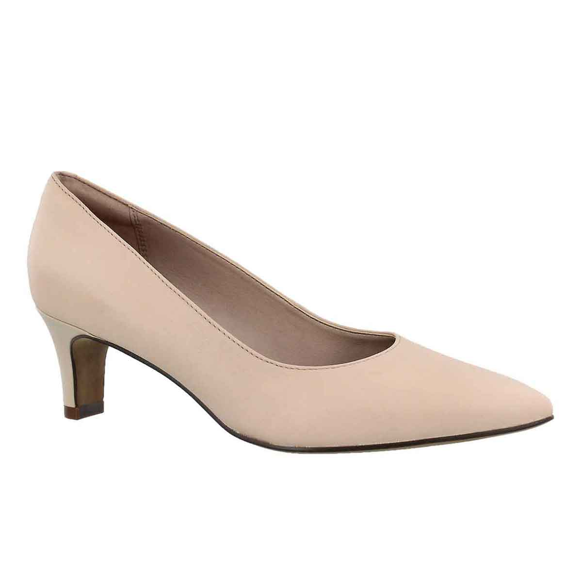 Women's CREWSO WICK nude pink dress heels
