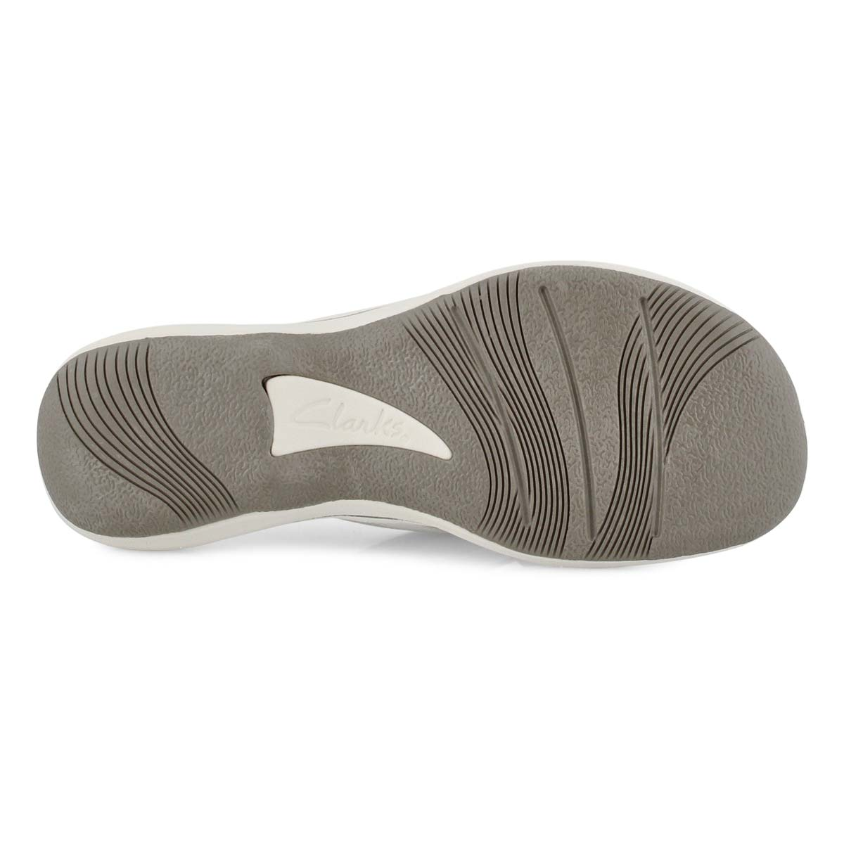 Lds Breeze Sea white thong sandal