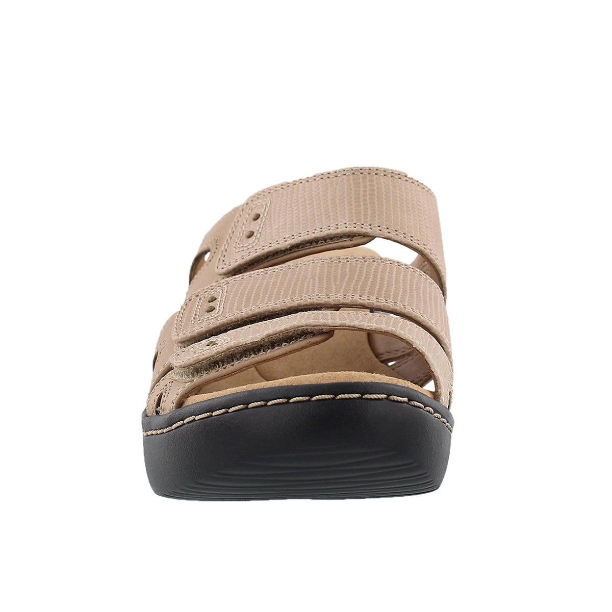 Lds Delana Damir snd casual slide sandal