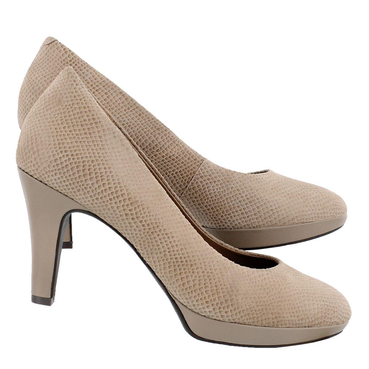 Lds Brier Dolly sand snake dress heel