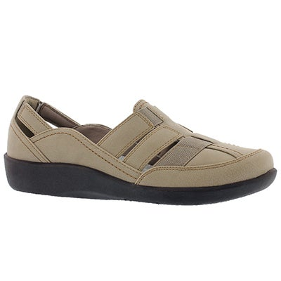 Lds Sillian Stork desert casual loafer