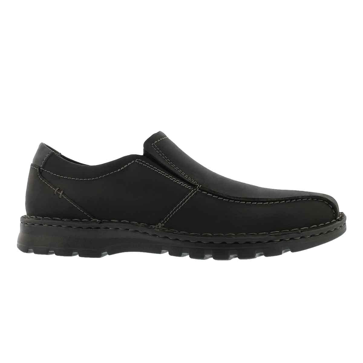 Mns Vanek Step black casual slip on
