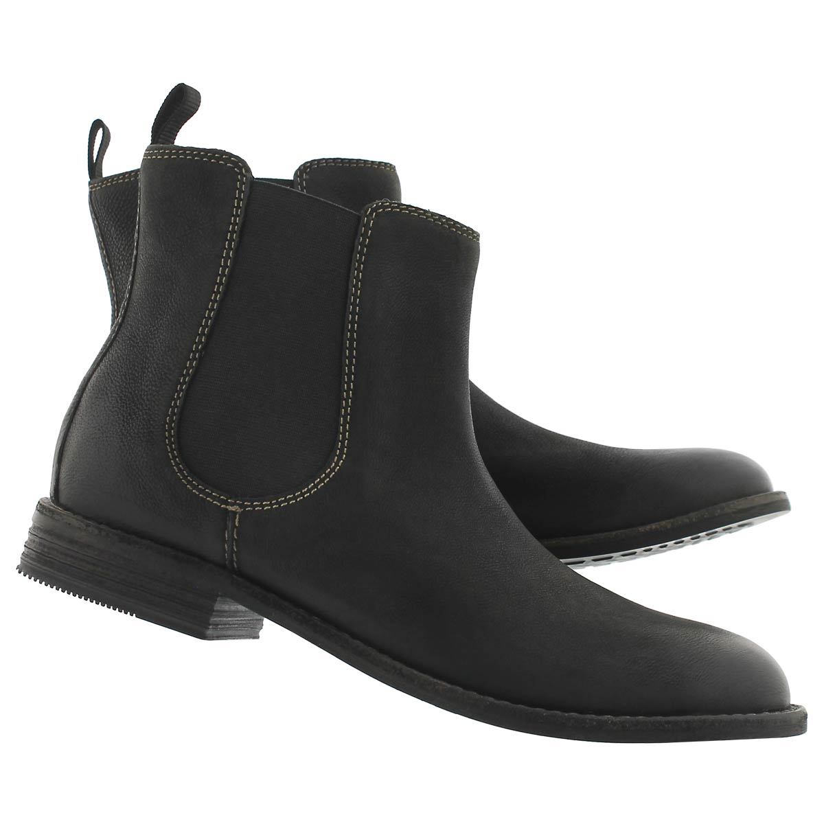Lds Maypearl Nala black chelsea boot