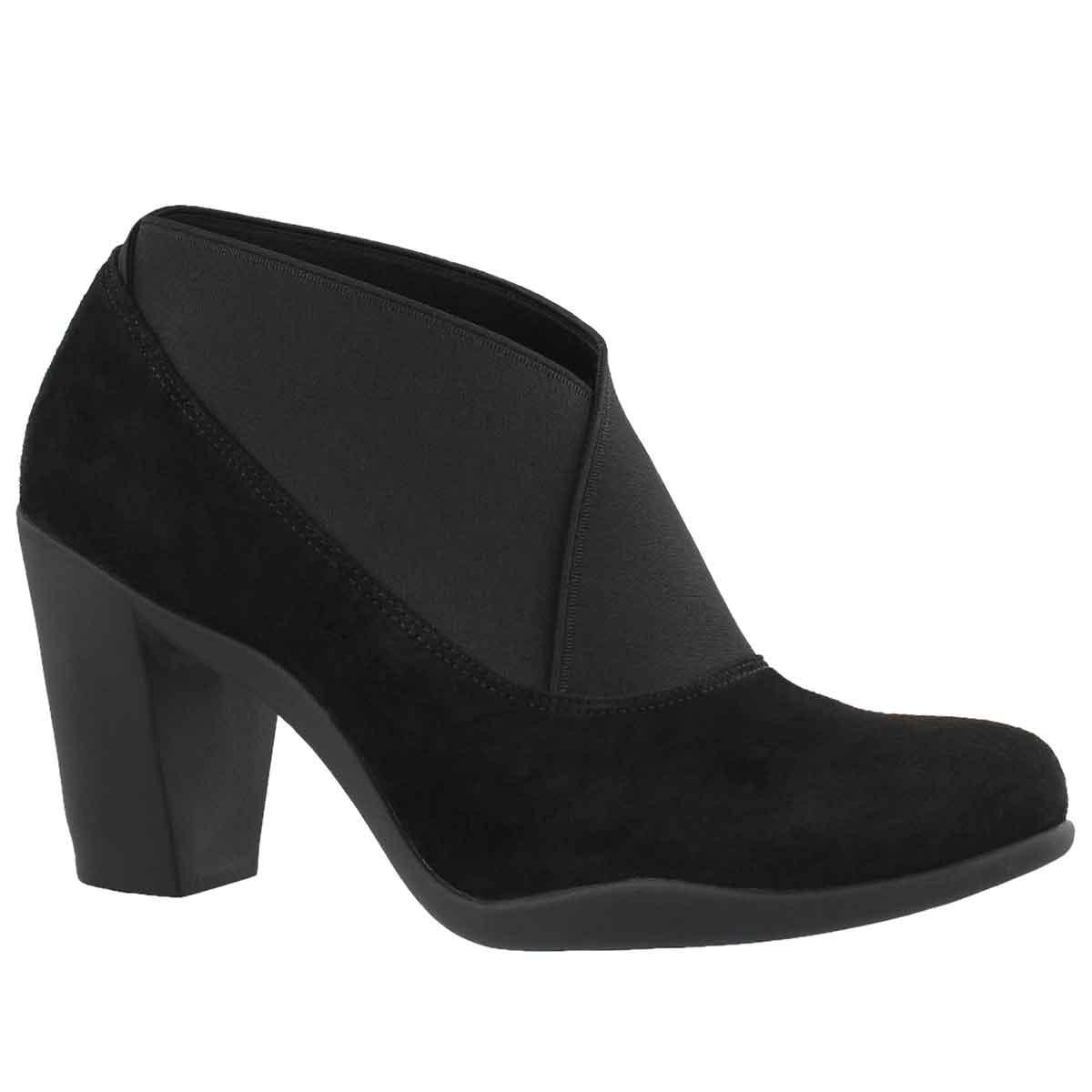 Women's ADYA LUNA black dress heels