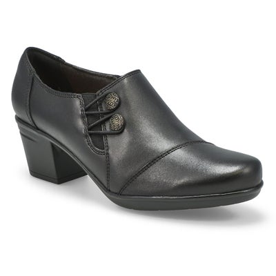 Lds Emslie Warren black dress heel