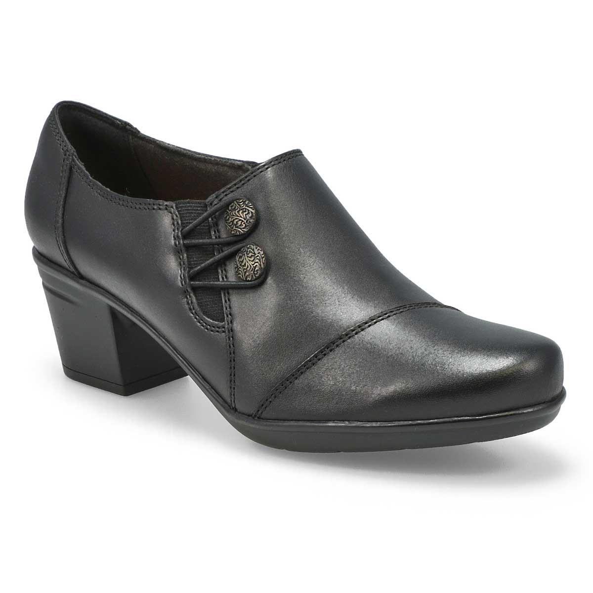 Lds Emslie Warren black dress heel