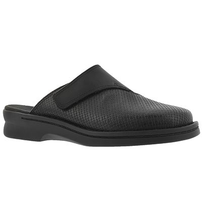 Lds Patty Tayna black casual clog