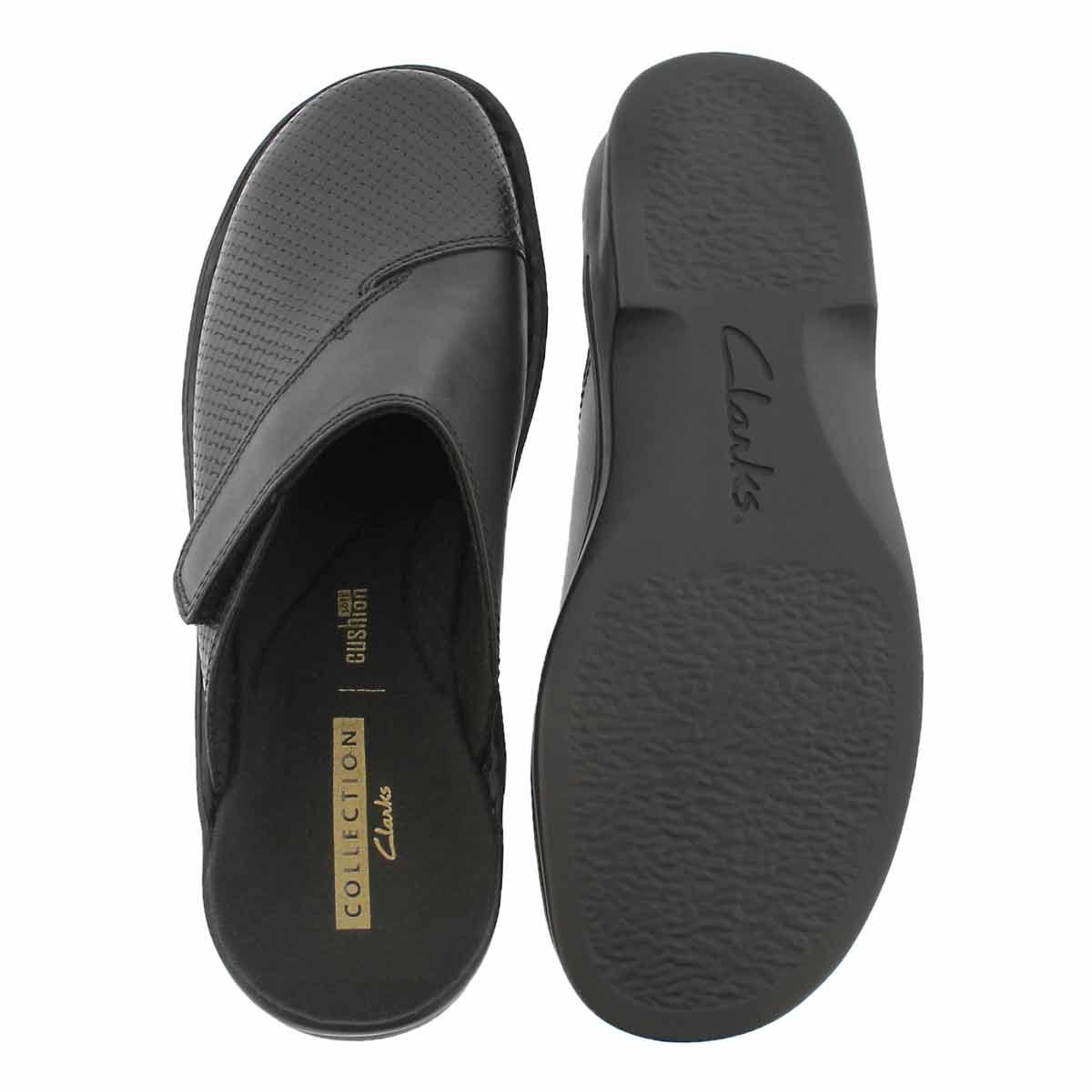 Lds Patty Tayna black casual clog