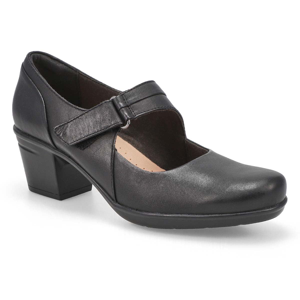 Lds Emslie Lulin black dress heel