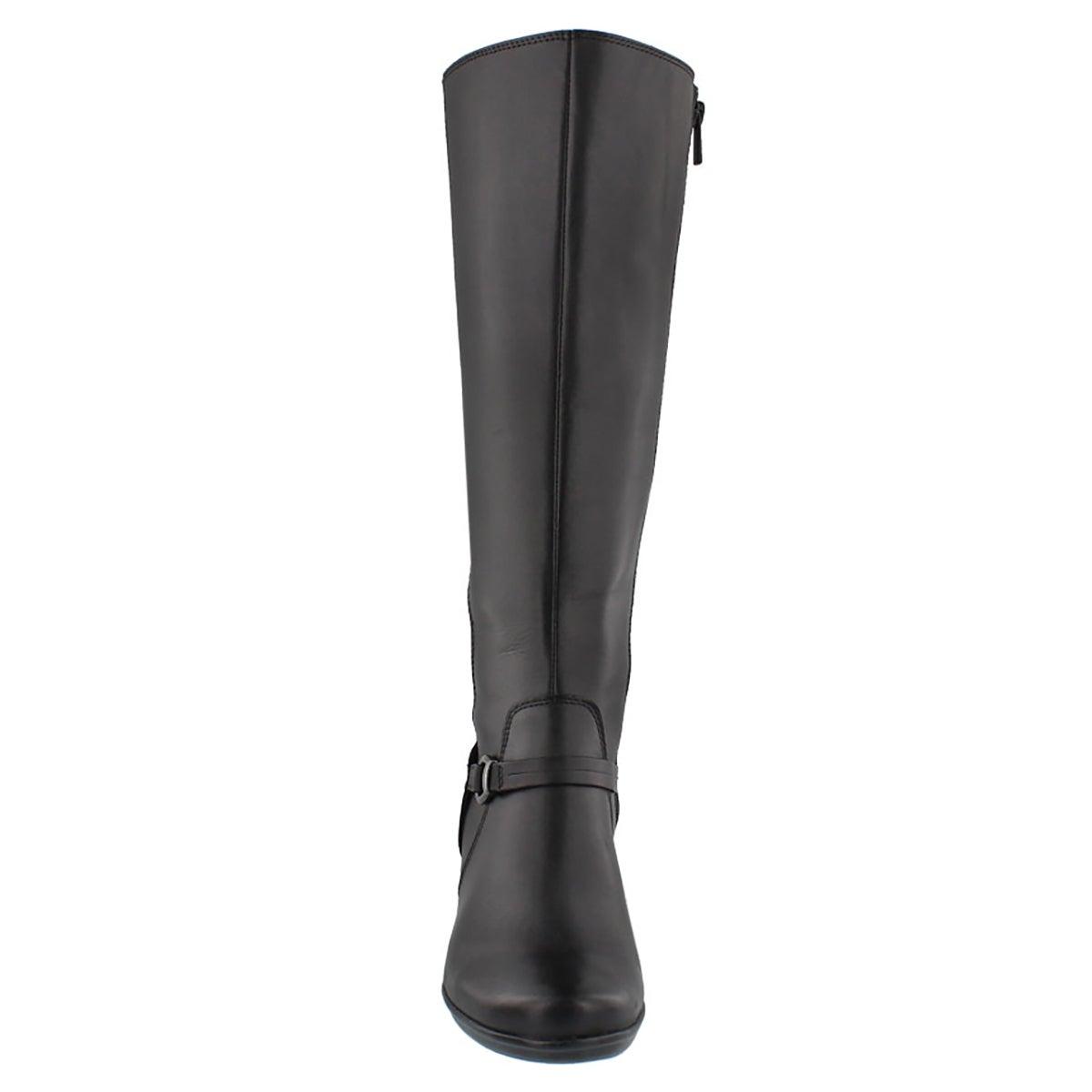 Lds Emslie Sinai blk tall dress boot