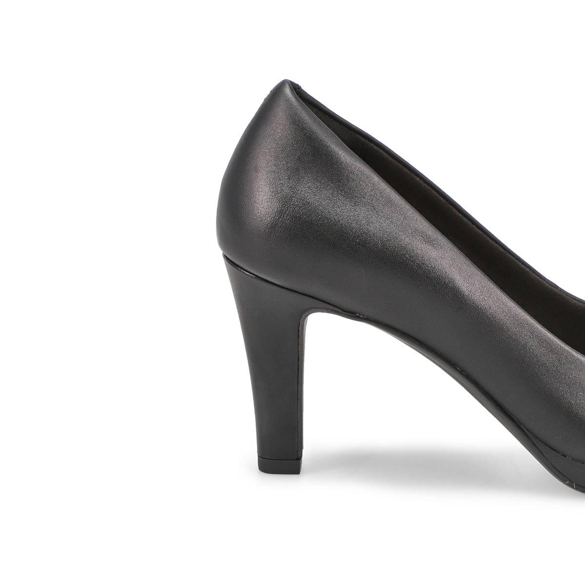 Clarks-Women-039-s-Adriel-Viola-Dress-Heel