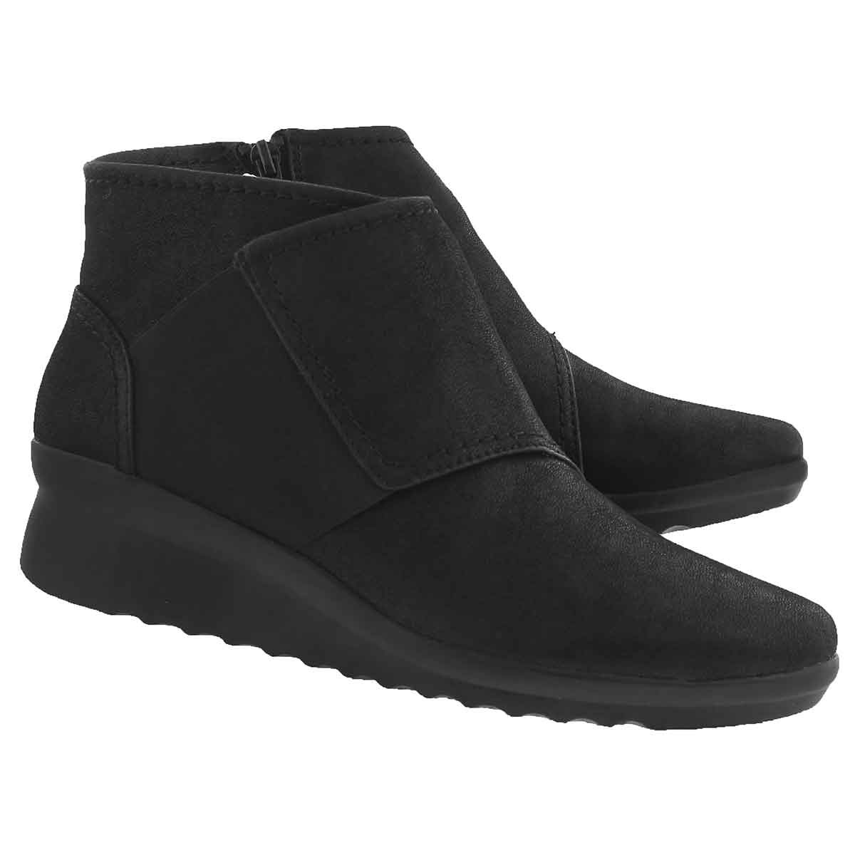 b1e59b917aae Lds Caddell Rush blk wedge boot. 0%. Close. clarks