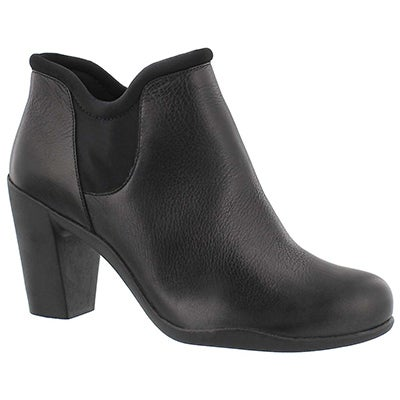 Lds Adya Bella black dress bootie