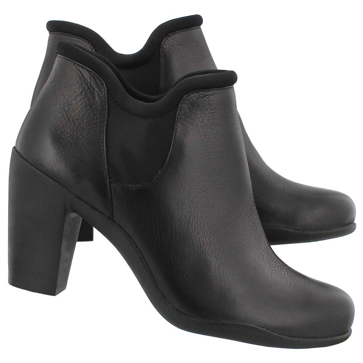 Lds Adya Bella black dress bootie