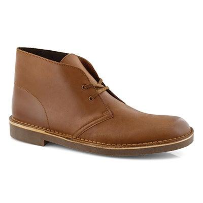 Mns Bushacre 2 tan leather desert boot
