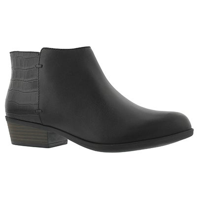 Lds Addiy Zora black casual bootie
