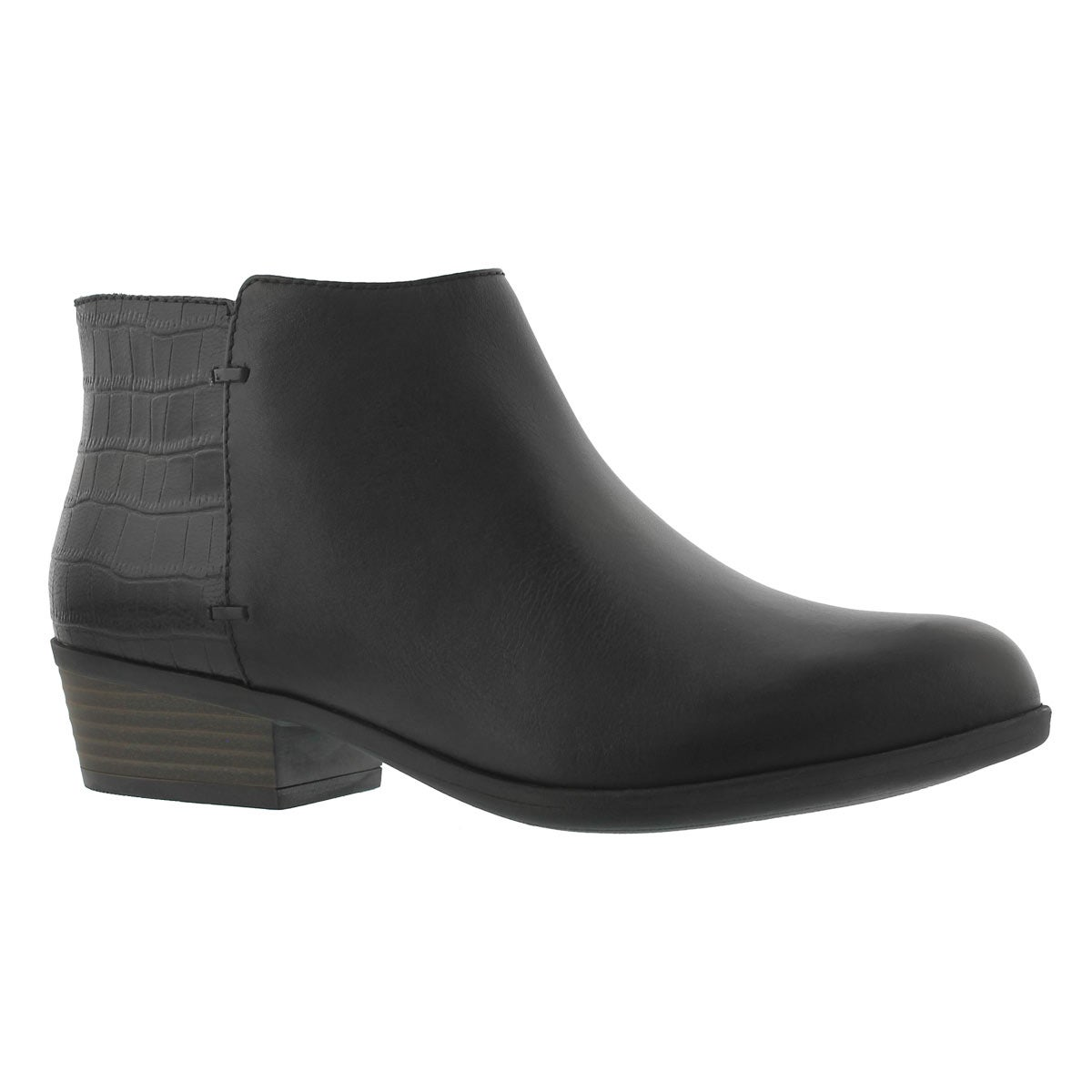 Women's ADDIY ZORA black casual booties