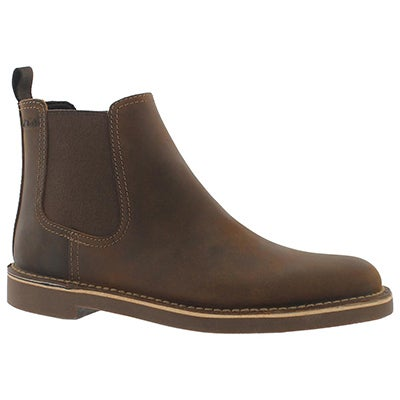 Mns Bushacre Hill beeswax chelsea boot