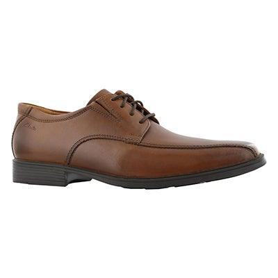 Mns Tilden Walk tan dress oxford