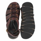 Mns Brixby Cove dk brn fisherman sandal