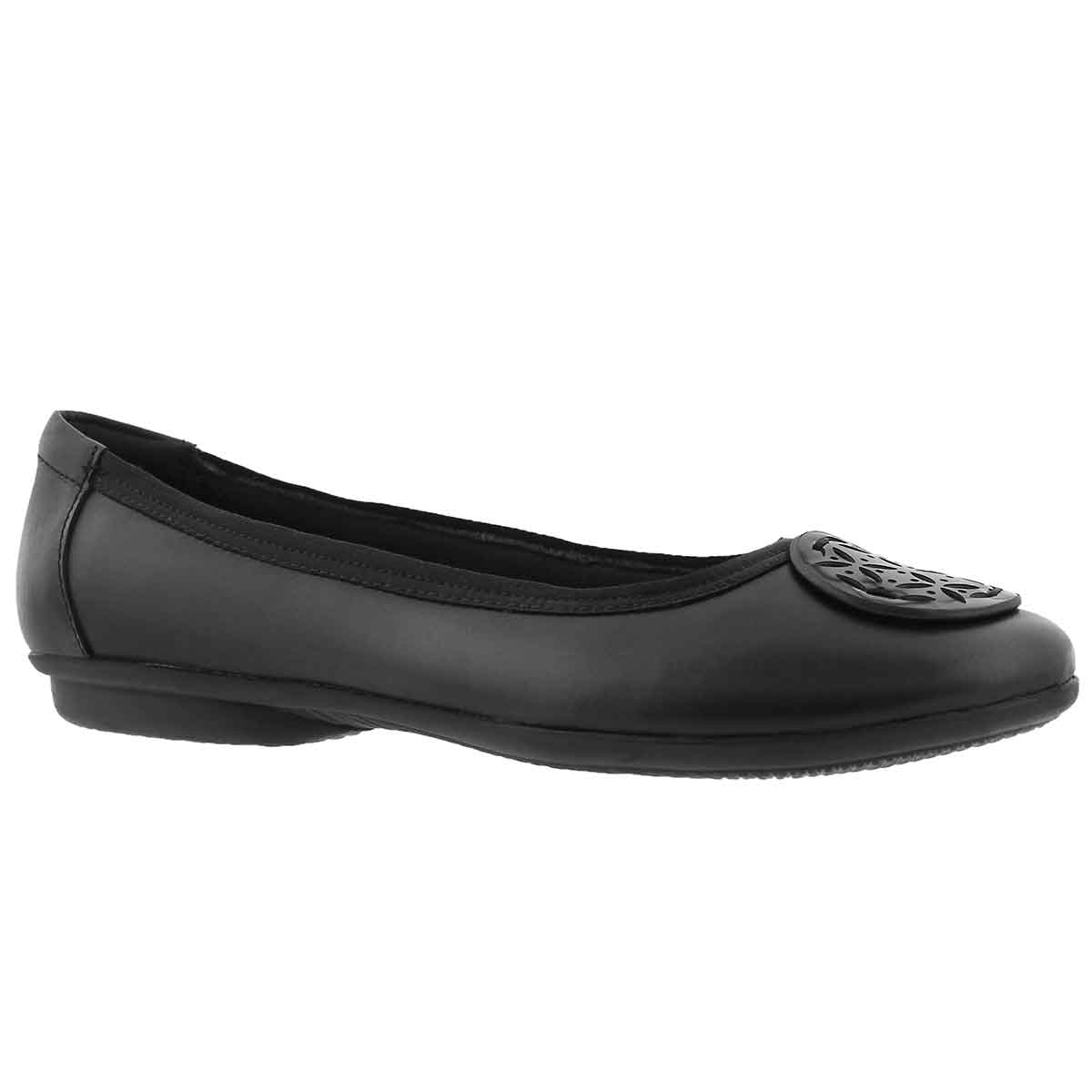 Women's GRACELIN LOLA black flats