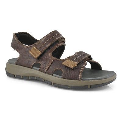 Sandale déc. Brixby Shore, brun, hom