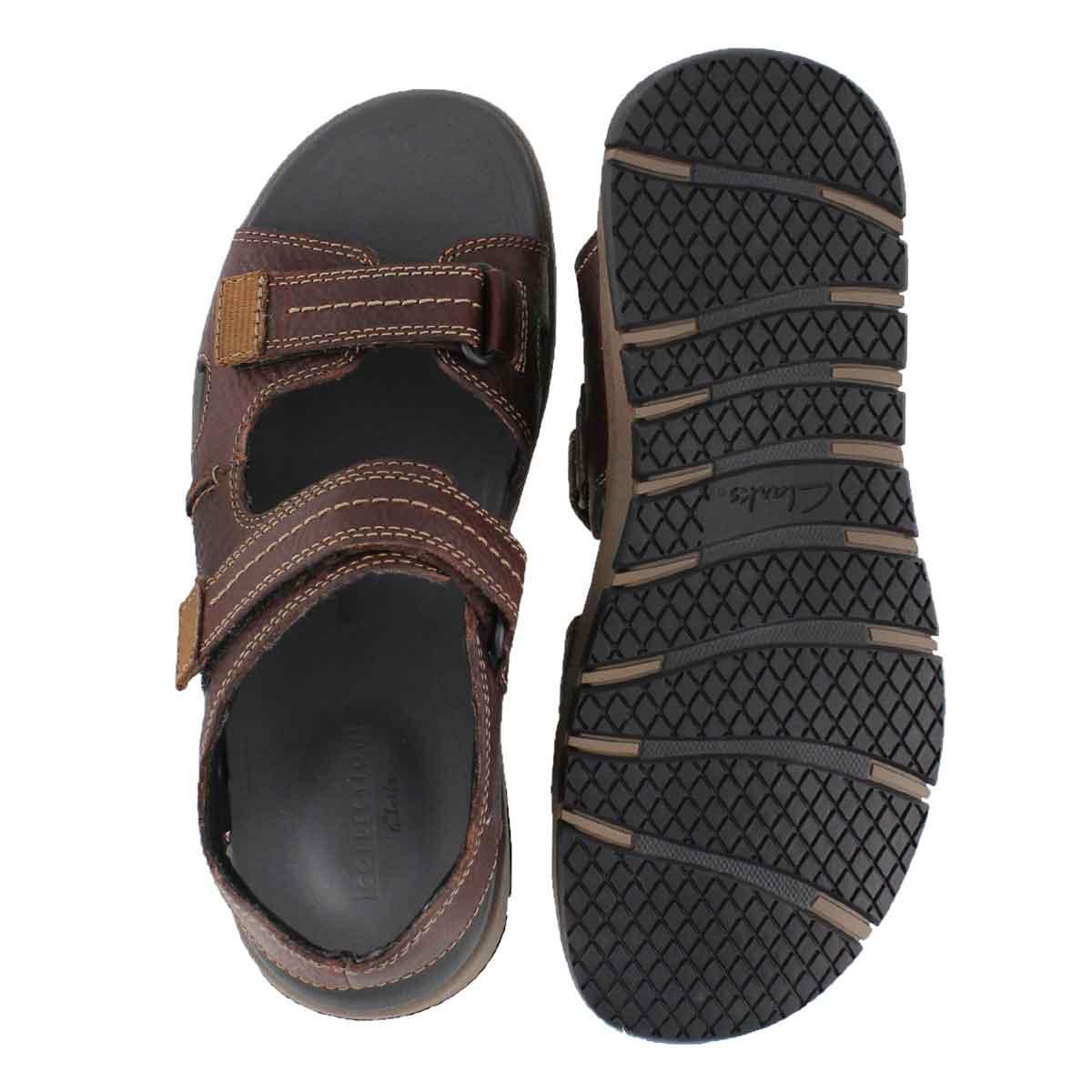 Mns Brixby Shore brit tan casual sandal
