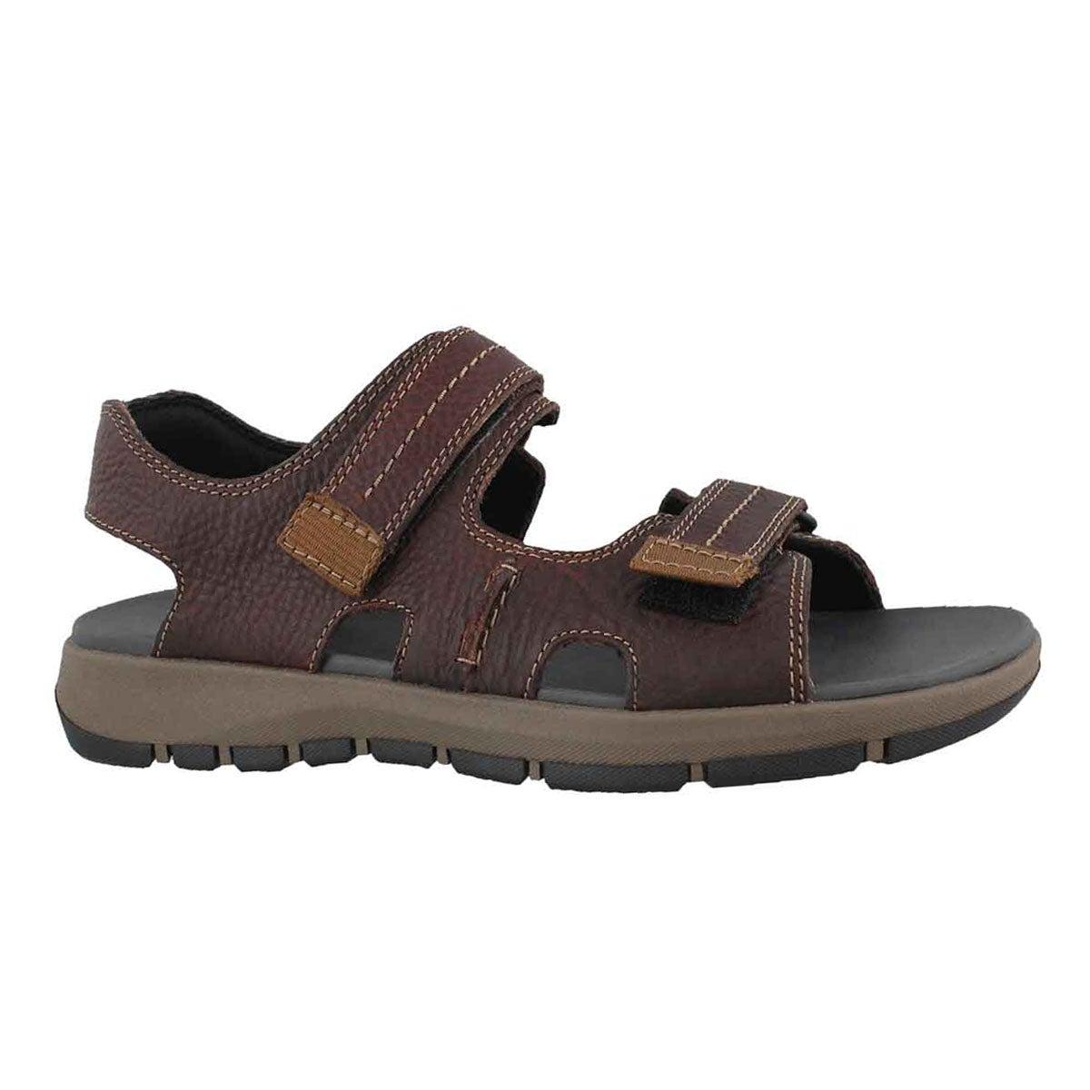 Men's BRIXBY SHORE brit tan casual sandals