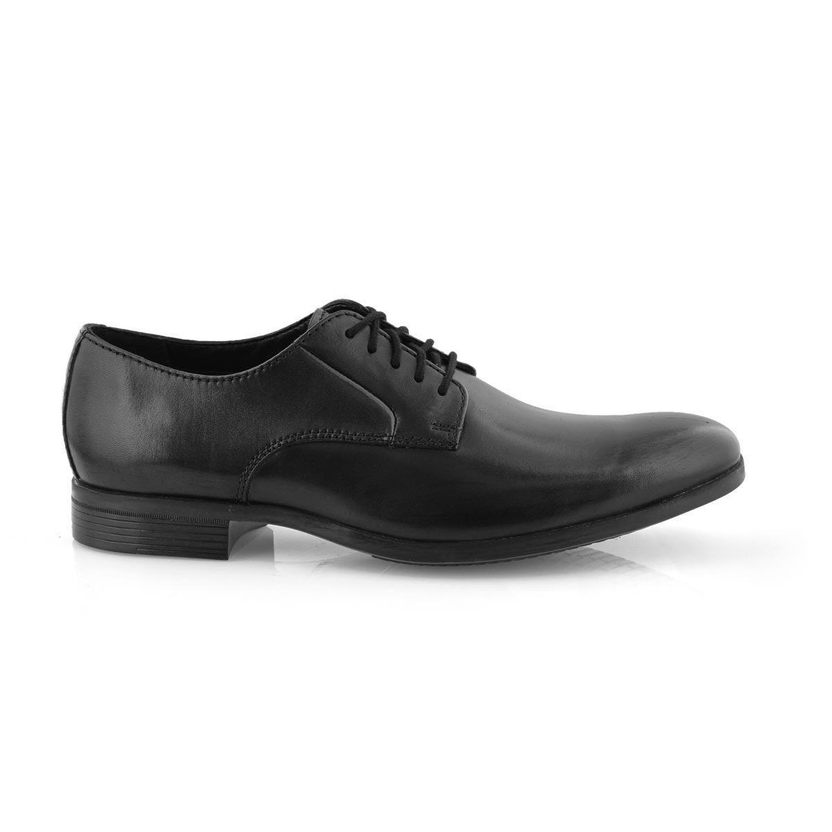 Mns Conwell Plain black dress oxford
