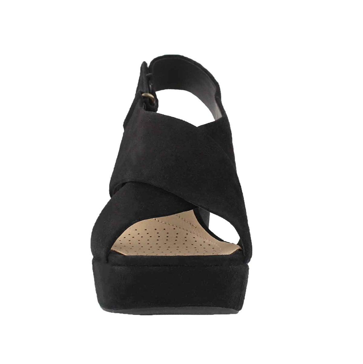 Lds Maritsa Lara black dress sandal