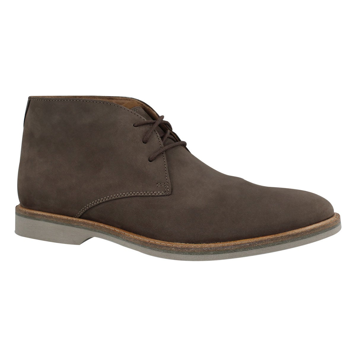 Men's ATTICUS LIMIT taupe chukka boots