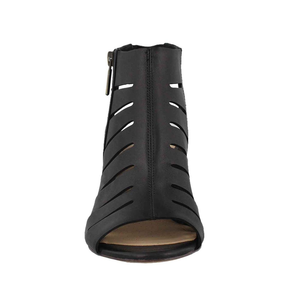 Lds Deloria Ivy black dress sandal